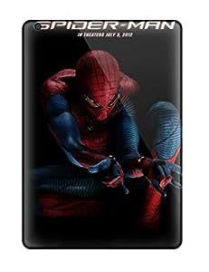 New Design Shatterproof EMjtHmQ6864VsVbM Case For Ipad Air (the Amazing Spider-man 15)