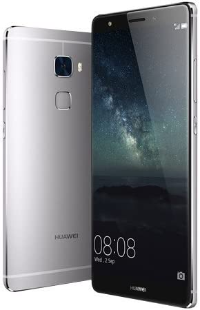 Huawei Mate S CRR-L09 32GB Single SIM - (GSM Only, No CDMA) Factory Unlocked - International Version with No Warranty (Titanium Grey)