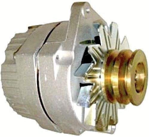 [CSDW_4250]   Amazon.com: NEW DELCO 24 VOLT REPLACEMENT ALTERNATOR FITS TRACTORS 1-WIRE  WITH WIDE DOUBLE PULLEY: Automotive | Delco Tractor Alternator Wiring |  | Amazon.com