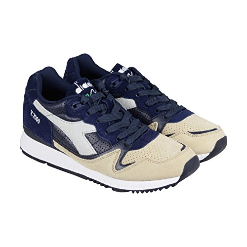 diadora-v7000-mens-blue-tan-suede-synthetic-lace-up-sneakers-shoes-8