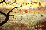 Paul Ranson Apple Tree With Red Fruit Art Print Poster Poster Poster Print, 36x24