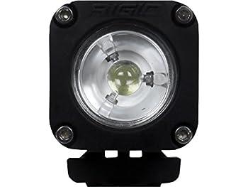 Rigid Industries 20521 Black Flood Surface Mount (Ignite LED)