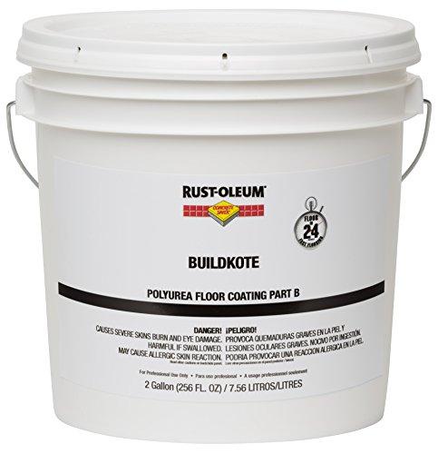 Rust Oleum 285122 Black Fastkote Polyurea Floor Coating 1