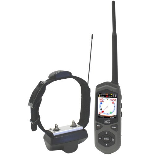 Dog Expedition Systems Border Patrol TC1. GPS-Based Containment, Remote Training, and Short-Range Tracking...all in one compact, affordable system! (Product Group: Containment Systems / Wireless)