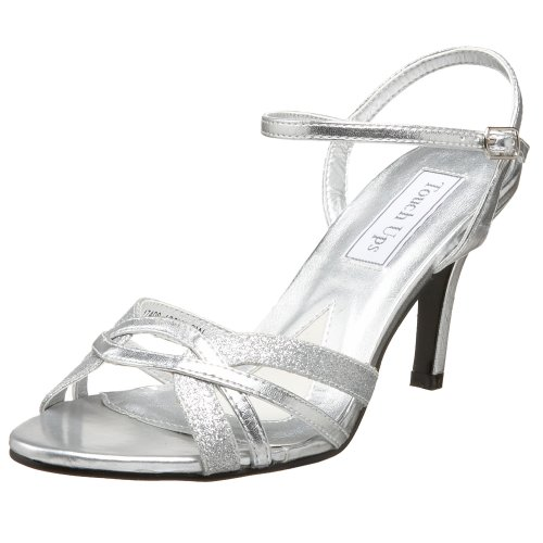 how much for sale big sale Touch Ups Women's Taryn Sandal Silver clearance store for sale wdCtZgnBIq