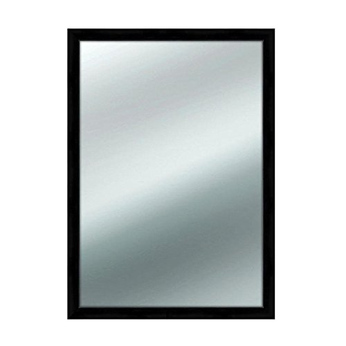 Lupia Specchio da Parete Mirror Rainbow 45x65 cm Colore Nero