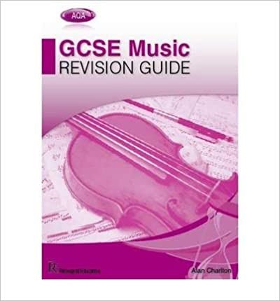 Book AQA GCSE Music Revision Guide- Common