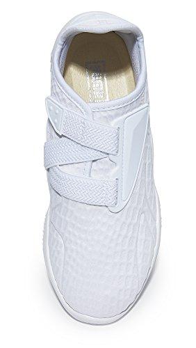 PUMA Women's Mostro Fashion Sneakers, White, 7 B(M) US