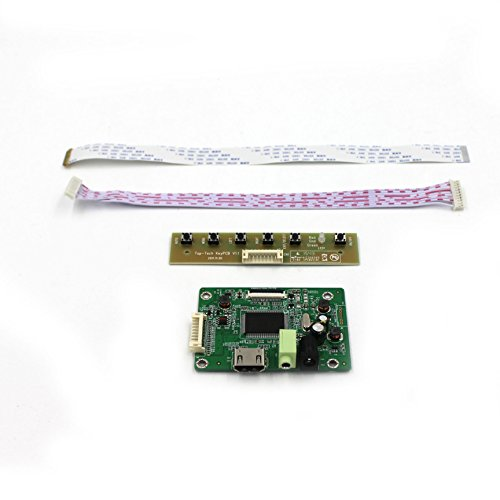 HDMI Input Controller Board Kit LCD Driver Board For 11.6'' 13.3'' 14'' 15.6'' 1920x1080 30Pins edp LCD Screen by LCDBOARD (Image #2)