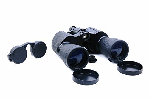 CAIDU Army Binoculars BF1050,PowerView Super High-Powered Surveillance Binoculars, Performance Optics Falcon Telescope (Black) , Outdoor Hunting