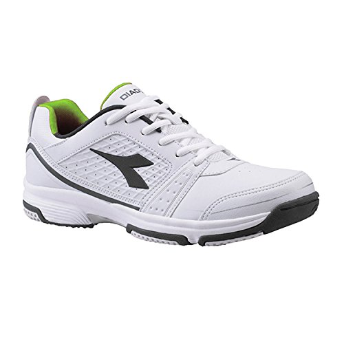 Diadora Men's Star Club Vi Tennis Shoes C0013 BIANCO EZR7mknDT4