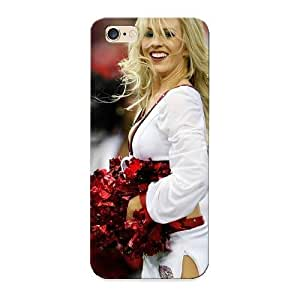 Inthebeauty EPiQjP-392-YkAkg Case For Iphone 6 Plus With Nice Nfl Cheerleaders Hd Appearance