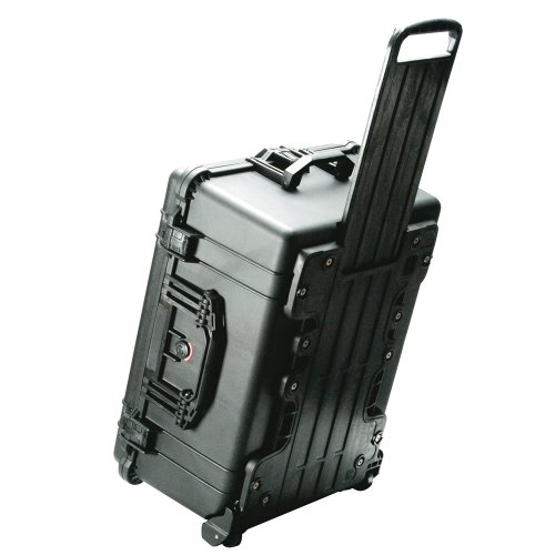Pelican Case Protector Foam Filled Extend Handle & Wheels by PELICAN PRODUCTS, INC