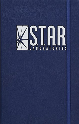 [Book] The Flash: S.T.A.R. Labs Hardcover Ruled Journal (Insights Journals) Z.I.P