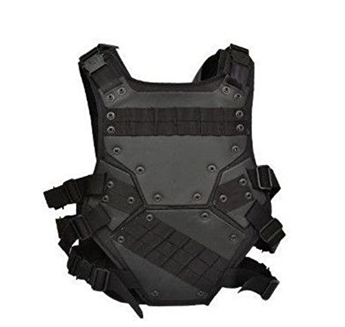 Tactical Armor - Transformers TF3 type Tactical Vest armor SWAT equipment BK