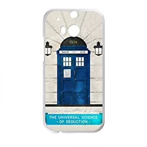 DAZHAHUI Shylock Door Brand New And Custom Hard Case Cover Protector For HTC One M8