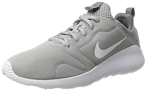 Nike Kaishi 2.0, Zapatillas Deportivas para Interior para Mujer Multicolor (Wolf Grey/white-cool Grey)