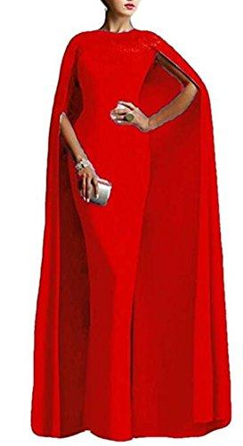 Vestido Snow Rosso Lotus Mujer Para qFnW75F