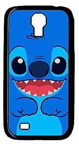 Mystic Zone Classic Cartoon Lilo and Stitch Case for Samsung Galaxy S4 Hard Cover Fit Cases SGS1039