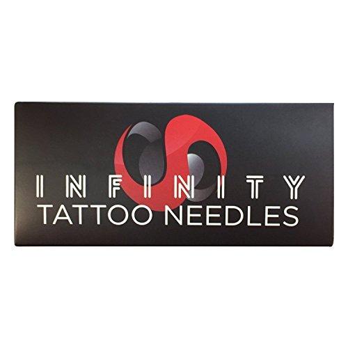 Infinity - Shading Tattoo Needles - 50 pcs - Disposable & Sterile - 9M Magnum (9m1 Magnum Shader)