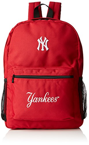 New Era Mens Pitcher Backpack Red
