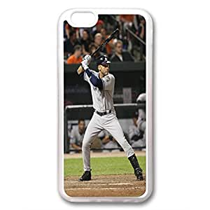 custom and diy for iphone 6 plus Derek Jeter batting stance allison Baltimore Orioles by jamescurryshop by icecream design