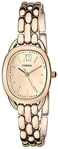 Reloj Fossil Sculptor Es3599 Mujer Rosa