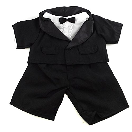 Tuxedo Outfit Teddy Clothes Build product image