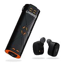 CHKOKKO Infinity Wireless Bluetooth 4.2 Twin Earbuds