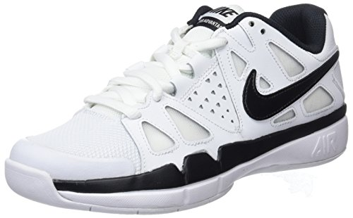 Nike Men's Air Vapor Adavantage Carpet Tennis Shoes, White White