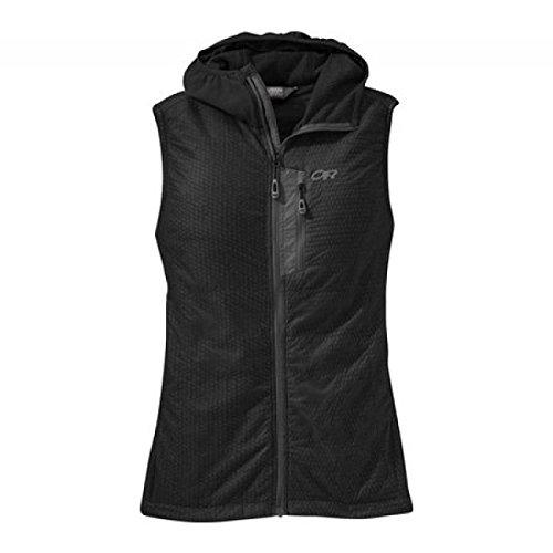 日常的に興奮ボーナス(アウトドアリサーチ) Outdoor Research レディース トップス ベスト?ジレ Deviator Hooded Vest [並行輸入品]