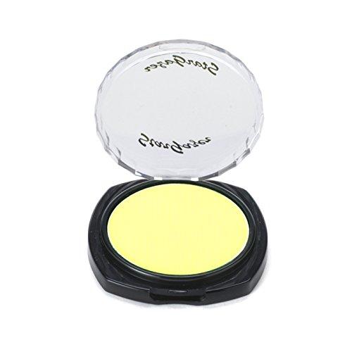 Stargazer UV/ Fluorescent Pressed Eye Shadow Lemon Yellow -
