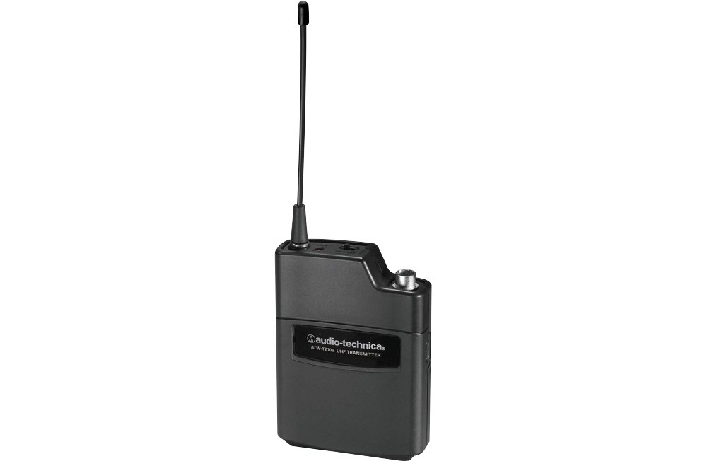 Audio-Technica ATW-T210a 2000 Series UniPak Bodypack Transmitter Channel I by Audio-Technica