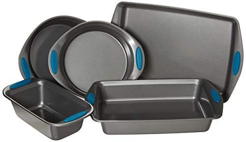 Rachael Ray 47021 Nonstick Bakeware Set, Medium,