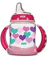 NUK Fashion Hearts Learner Cup, 5-Ounce