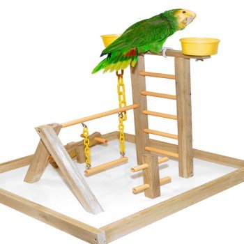 Acrobird PG20 Playground Pet Toy, 20-Inch, My Pet Supplies