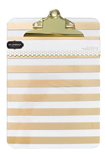 American Crafts Hadfield Acrylic Clipboard product image