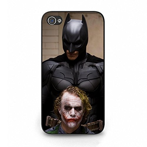 iPhone 4 4S Cover Shell Cool der Joker Detective Comics Batmen Handy Schutzhülle DC Superman spezielle
