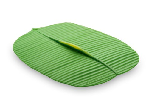 NO BRAND Charles Viancin Banana Leaf Lid, Large Rectangular