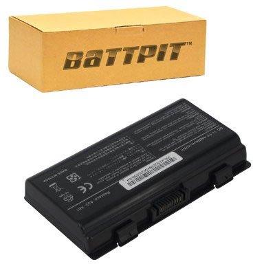 Battpit Recambio de Bateria para Ordenador Portátil Asus X51L (4400mah / 49wh)