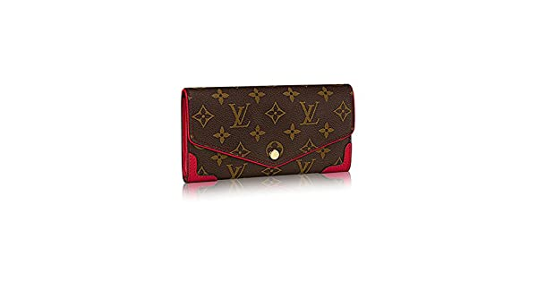 Amazon.com: Authentic Louis VUITTON Monogram lona Sarah ...