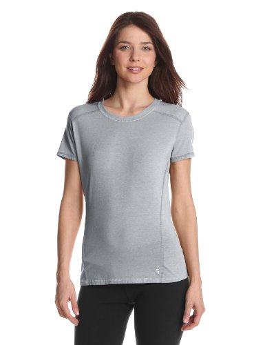 Carhartt Women's Force Performance Cotton T-Shirt,Asphalt Heather,Small ()