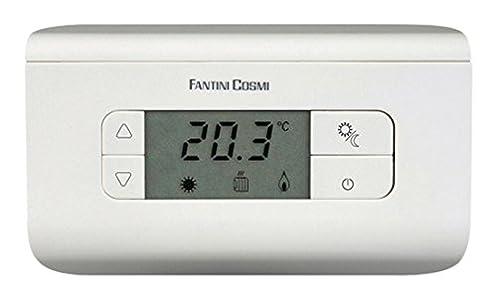 Termostato ambiente fantini cosmi ch115 termostato for Programmazione cronotermostato vimar 01910