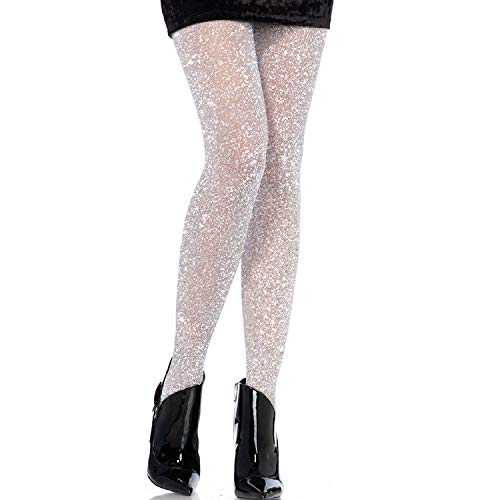 Leg Avenue Womens Lurex Shimmer Tights