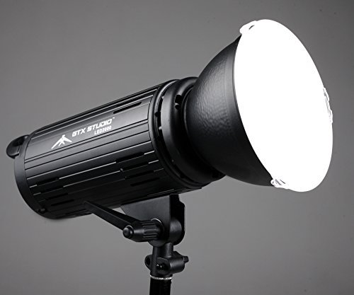 GTX Studio Soft box Bicolor LED with Bowens Mt. Reflector, Black (GS-LED2000) by Yes Photo Group