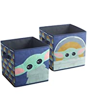 Durable Storage Cubes with Handles