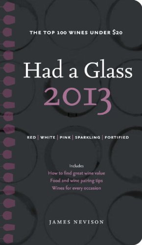 Had A Glass 2013: Top 100 Wines Under $20 (Had a Glass Top 100 Wines) by James Nevison