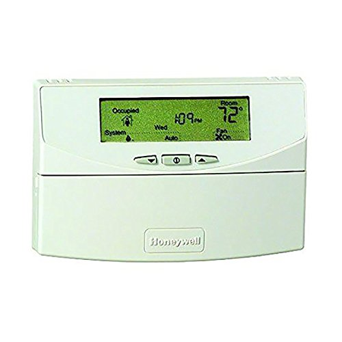 Honeywell T7350D1008 Programmable Commercial Thermostat with 3 Heat/3 C