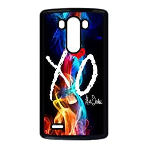 Colorful The Weeknd Xo Custom Case Cover for LG G3