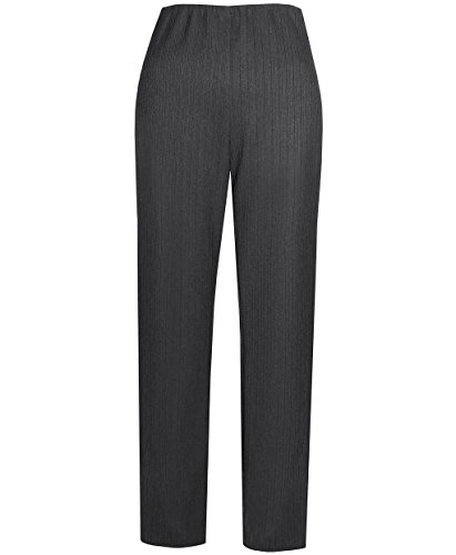 Plus Size Alex Evenings 422523 Pants --Size: 2x Color: Black